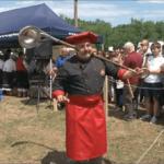 Ути Бъчваров – най-големият казан